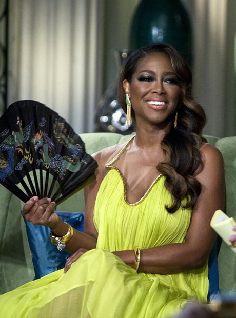 "Kenya Moore to Potentially Release ""Gone With the Wind Fabulous"" Remixes"