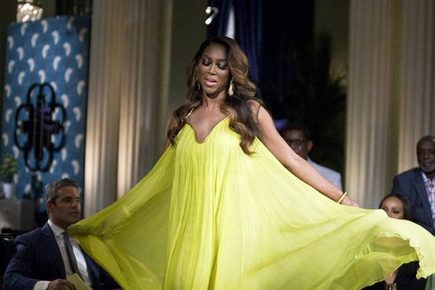 Kenya Moore Reveals What She Thinks Is Sexy