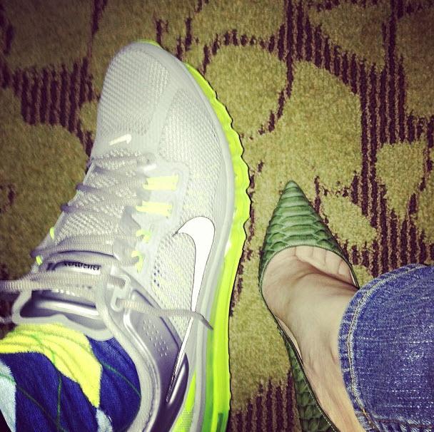 Khloe Kardashian and Lamar Odom Take Intimate Pic Together