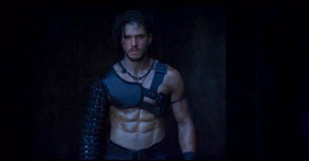 Kit Harington (And His Abs) Appear on Big Screen — Watch the Trailer!