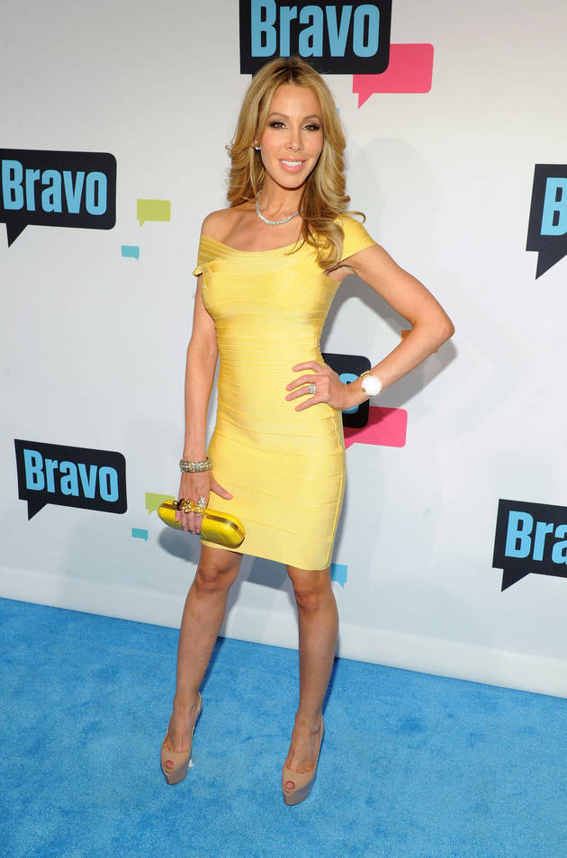 "Real Housewives' Lisa Hochstein: Adriana De Moura ""Betrayed"" Me"