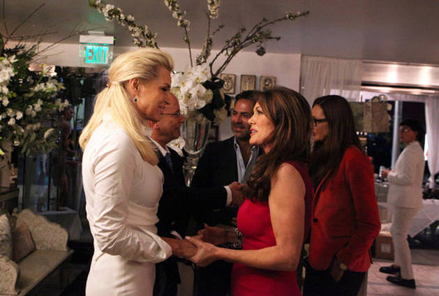 Lisa Vanderpump Unfollows Yolanda Foster on Twitter! New Feud Alert?