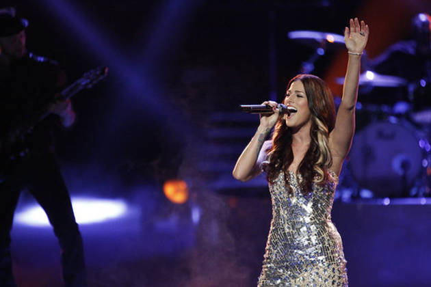 The Voice's Cassadee Pope to Appear on America's Got Talent on August 28