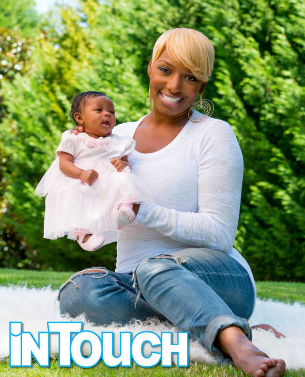 NeNe Leakes' Glam-Baby Bri'Asia Takes Her First Steps (PHOTO)