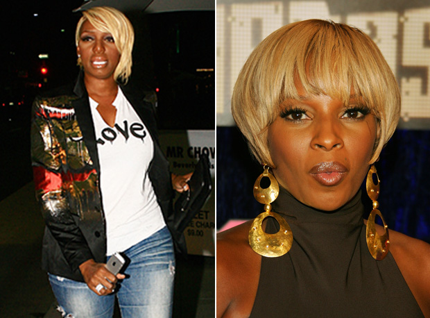 NeNe Leakes Shows Off New Hair Style, Looks Like Mary J. Blige (PHOTO)