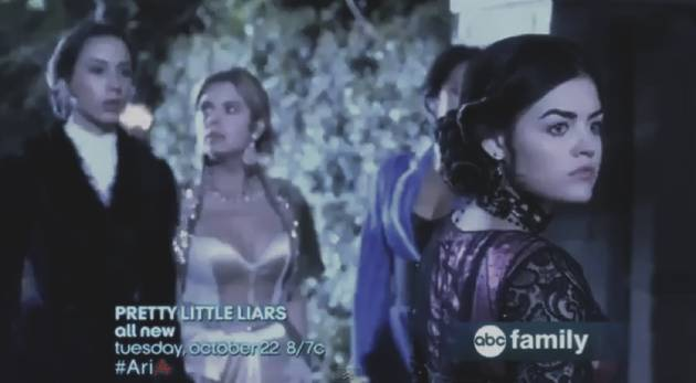 Watch All: Pretty Little Liars Season 4 Halloween Episode Promos (VIDEOS)