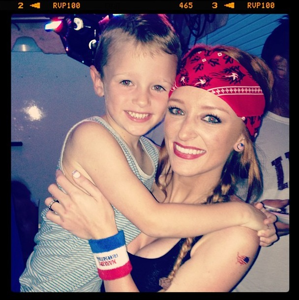 """Maci Bookout Announces TV Special """"Being Maci"""" to Air on MTV!"""