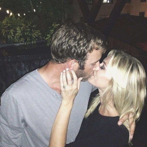 Paulina Gretzky Engaged to Pro-Golfer Dustin Johnson