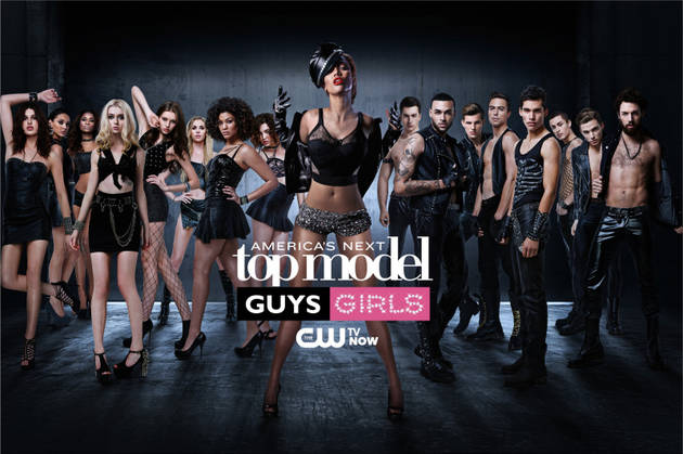 America's Next Top Model Cycle 20 Is Series Highest-Rated Premiere in Two Years!