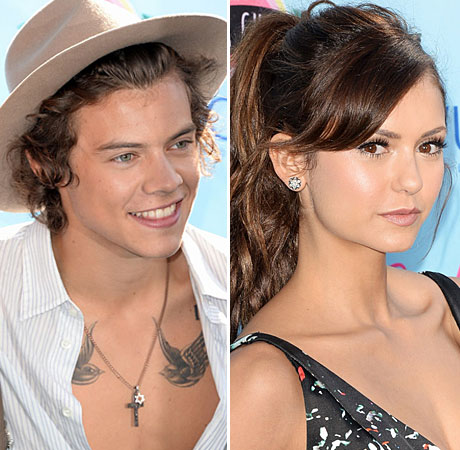 Harry Styles Has a Crush on Nina Dobrev: Should They Date?