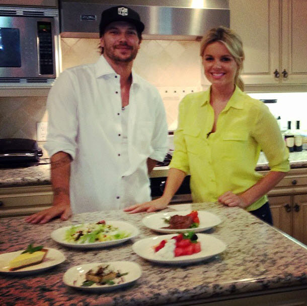 Why Are Ali Fedotowsky and Kevin Federline Hanging Out?