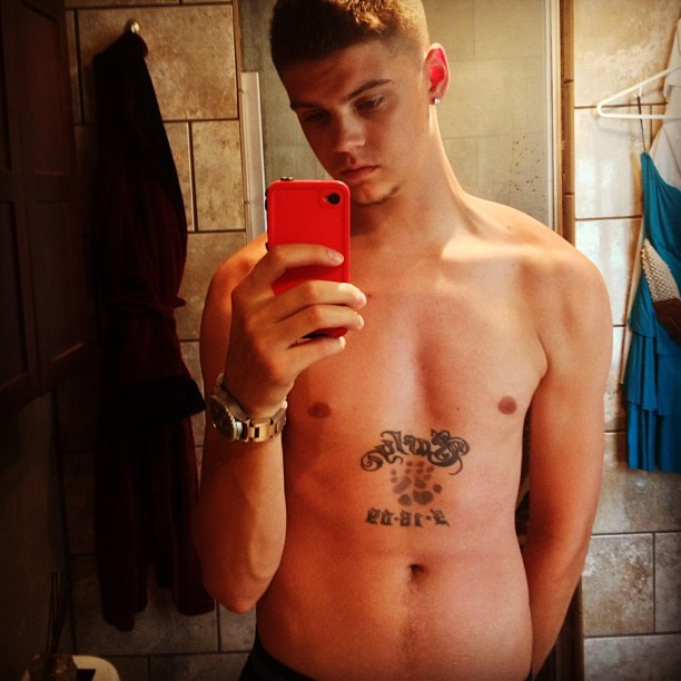 "Tyler Baltierra Shares Novel Excerpt: ""Nothing Else Concerns Me But the Rush of the High!"""