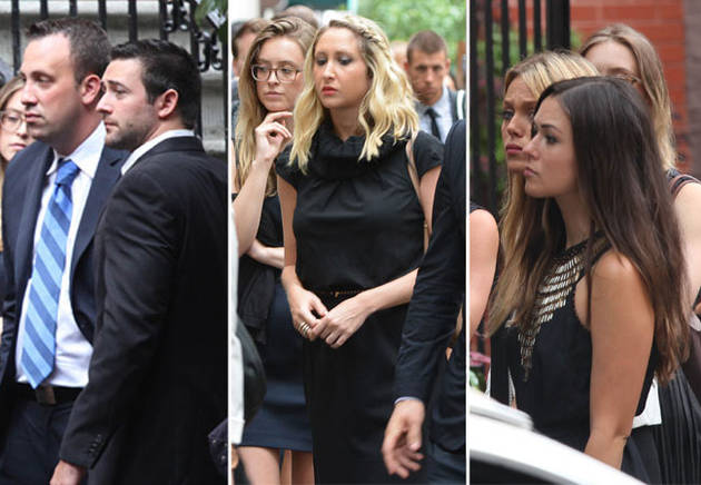 Gia Allemand's Funeral: Family, Friends, Bachelor Alums Say Goodbye