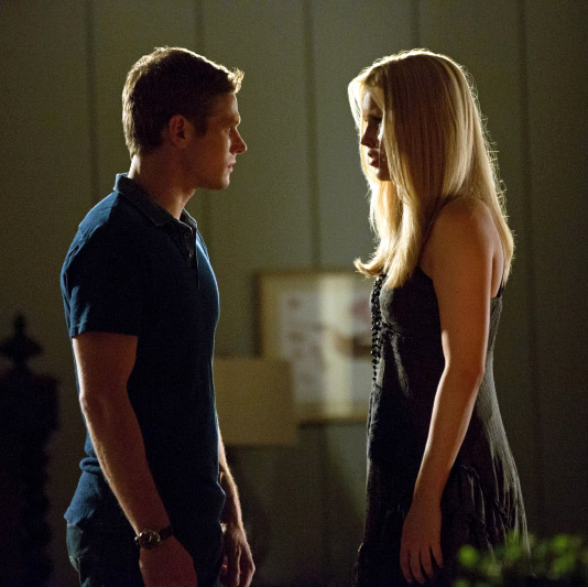 Vampire Diaries Season 5 Spoilers: Matt and Rebekah in Sexy Threesome?
