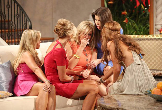 Real Housewives of Orange County Recap: Season 8, Reunion Part 3