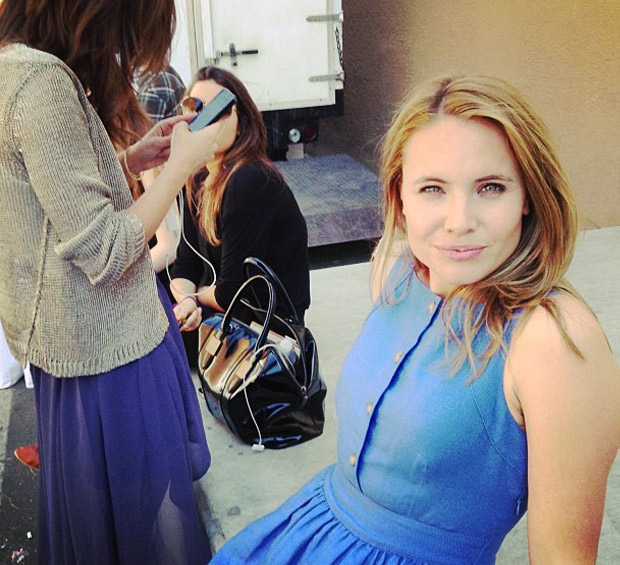 The Originals: Leah Pipes Talks Klaus, Shirtlessness, and a Direwolves