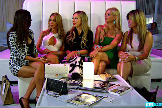 Is Real Housewives of Miami New Tonight, August 19, 2013?