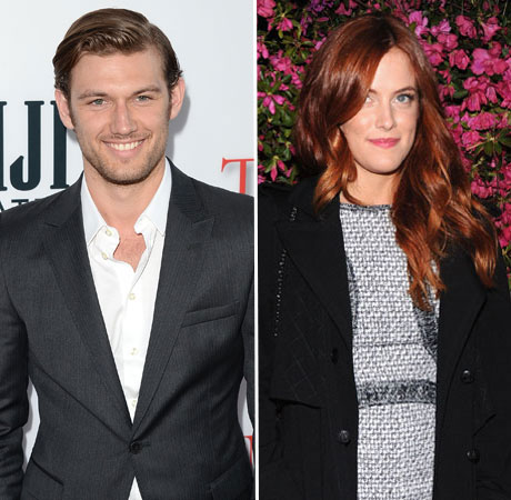 Alex Pettyfer and Riley Keough Hold Hands, May Be Back Together