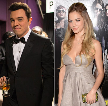 Seth MacFarlane Dating Pitch Perfect's Alexis Knapp — New Couple Alert!
