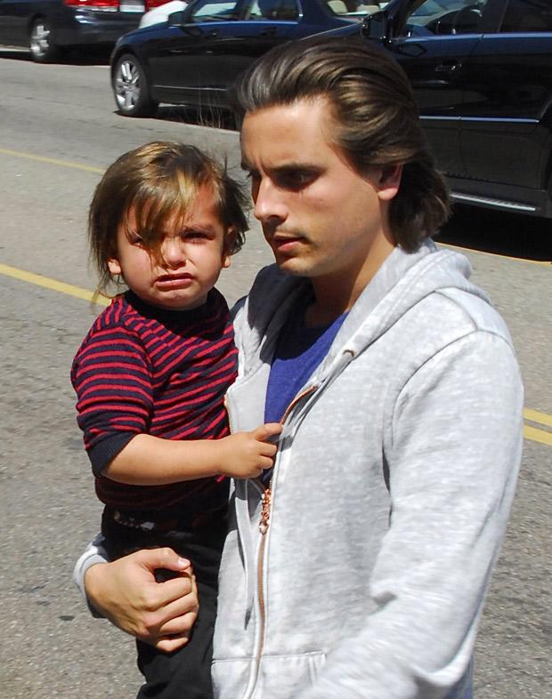 Kourtney Kardashian Paternity Drama Over, Scott Disick Is Mason's Dad