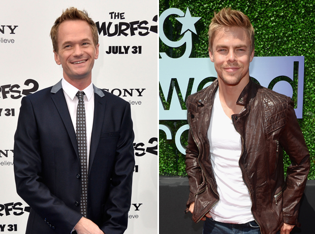 Derek Hough to Choreograph Neil Patrick Harris at Primetime Emmys — With Special Guests!