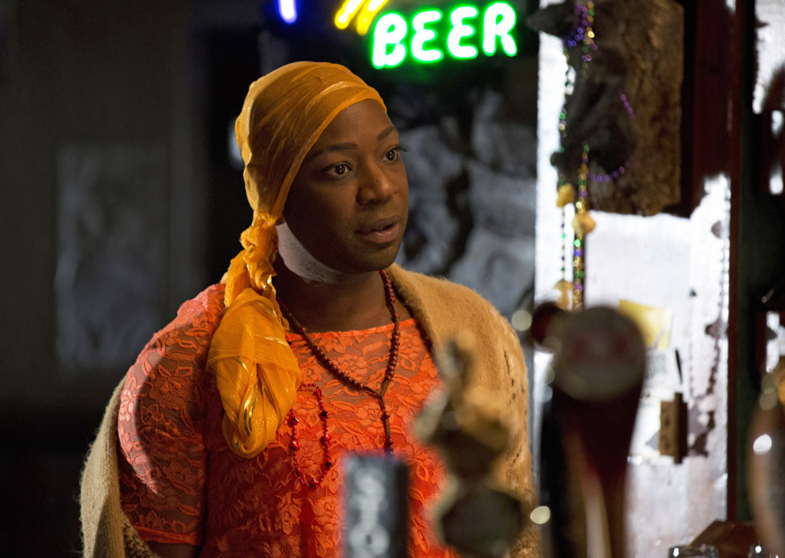 True Blood Season 7: Nelsan Ellis Promises More Lafayette!
