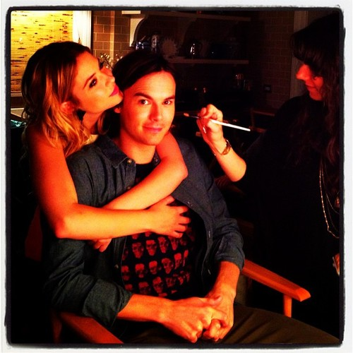 Ashley Benson and Tyler Blackburn: Former Co-stars Miss Each Other a Lot!
