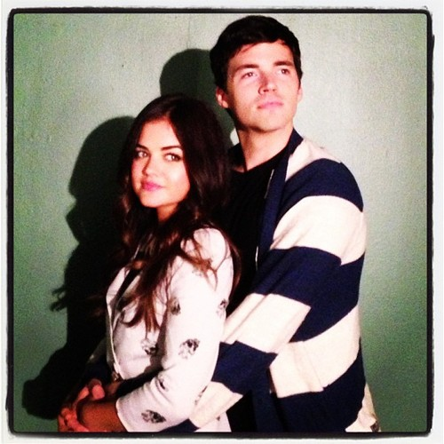 Lucy Hale: Aria Still Loves Ezra — Plus, Major Summer Finale Clues!