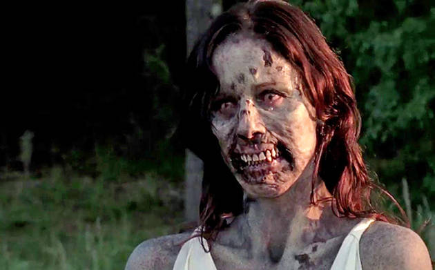 The Walking Dead Season 3 Deleted Scene: Lori Grimes Is a Zombie! (PHOTO)