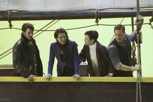 Once Upon a Time Season 3 Sets Two-Hour Premiere With Recap Special, Journey to Neverland