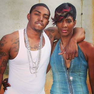 Love & Hip Hop Atlanta's Lil Scrappy Shares Throwback Pic With Momma Dee (PHOTO)