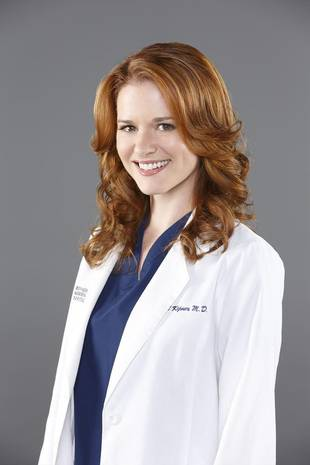 Sarah Drew: It Was Love at First Sight For My Husband, Not For Me