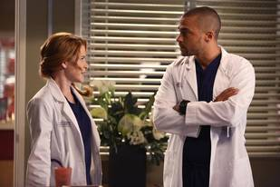 "Grey's Anatomy Season 10 Premiere Recap — ""Seal Our Fate"""