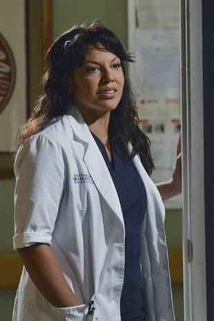 Grey's Anatomy Season 10, Episode 2: Callie Leaves Arizona — and Takes Sofia With Her!