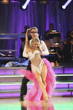 Dancing With the Stars 2013's Bill Nye and Tyne Stecklein Break YouTube Record!