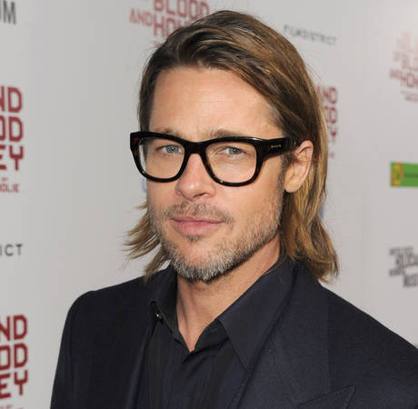 Brad Pitt is a Surprise Guest at British Couple's Wedding