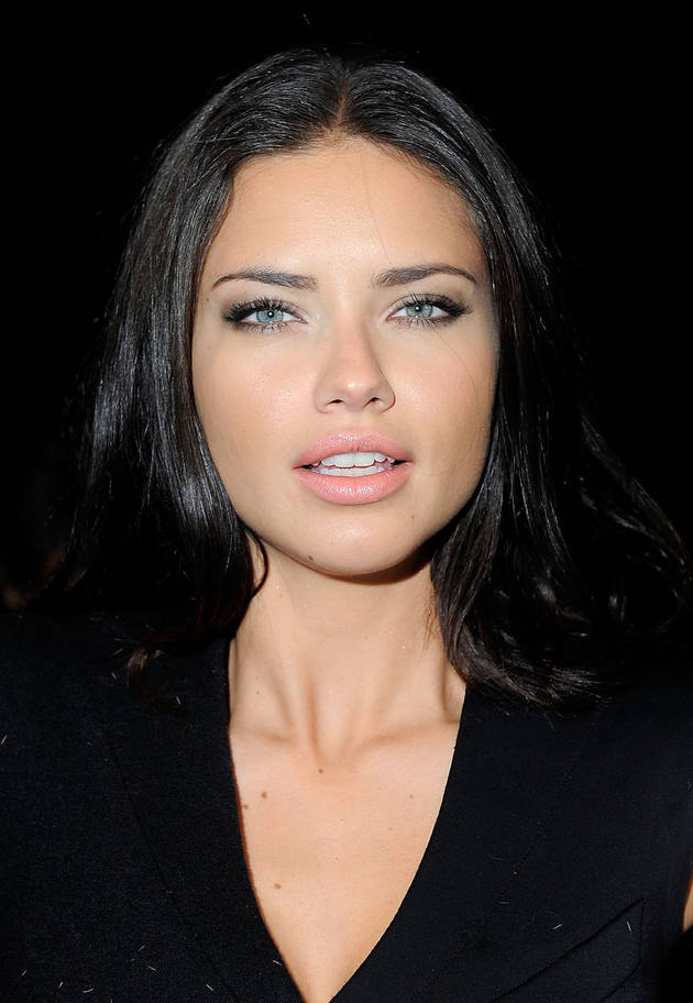Victoria's Secret Model Adriana Lima Opens Up About Her Virginity