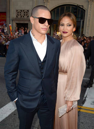 "Jennifer Lopez on Boyfriend Casper Smart: ""A Great Partner to Walk This Life With"""