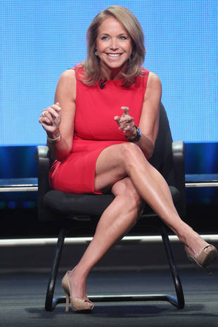 Katie Couric is Engaged to John Molner