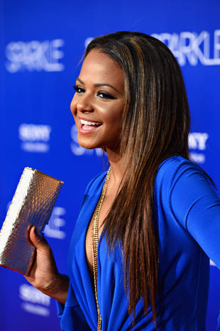 "Christina Milian Alludes to Engagement Without Actually Confirming It: ""I'm Definitely in Love"""