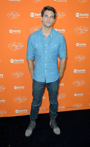 Dancing With the Stars 2013: Pretty Little Liars' Brant Daugherty Joins Season 17 Cast!