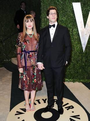 Andy Samberg Marries Singer Joanna Newsom (UPDATE)