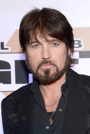 Billy Ray Cyrus Defends Miley's Naked Wrecking Ball Video