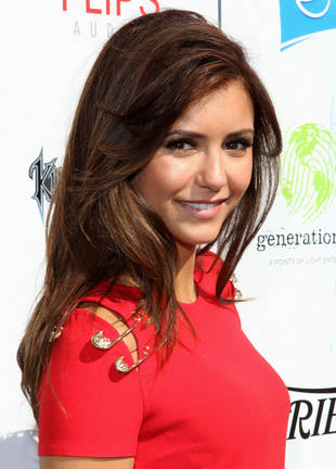 Nina Dobrev Says Real Men Do What?