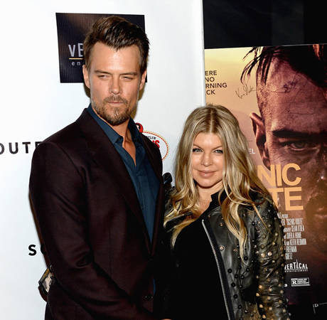 Fergie and Josh Duhamel Share First Open-Eyed Photo of Baby Axl