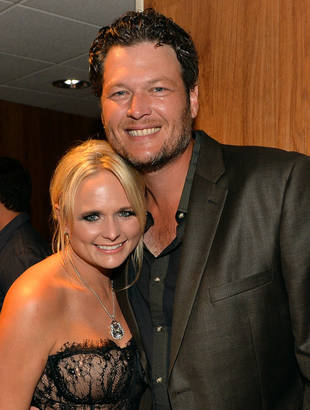 Blake Shelton and Miranda Lambert Look Happier Than Ever at First Public Event in Months (PHOTO)