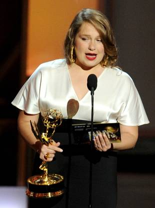 Emmys 2013: Nurse Jackie's Merritt Wever — Best Speech Ever? (VIDEO)