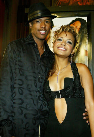 The Voice Flashback: Christina Milian and Then-Boyfriend Nick Cannon in 2003 (PHOTO)
