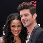 Robin Thicke's Wife Paula Patton Dishes on Miley Cyrus and the VMAs