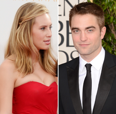Robert Pattinson Dating Dylan Penn, Sean Penn's Daughter (UPDATE)